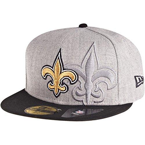 New Era 59Fifty Cap - SCREENING NFL New Orleans Saints 7 1/2