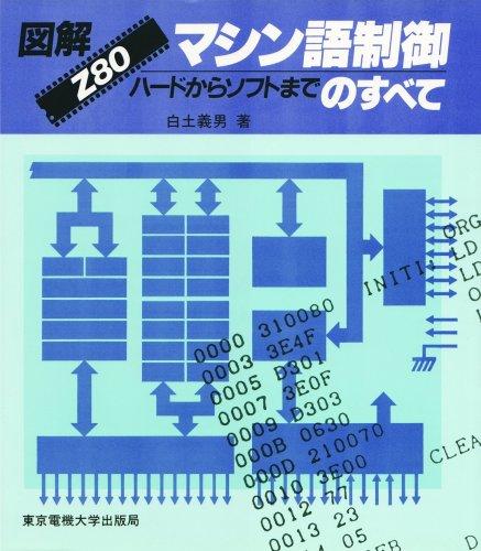 図解 Z80 マシン語制御のすべて―ハードからソフトまでの詳細を見る