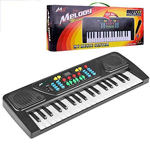 SMAA 37 Teclas del Teclado de Piano para niños, Instrumento Musial...