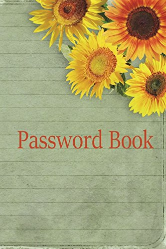 Password Book: Marigold, Now you can log into your favorite social media sites, pay your bills, review…