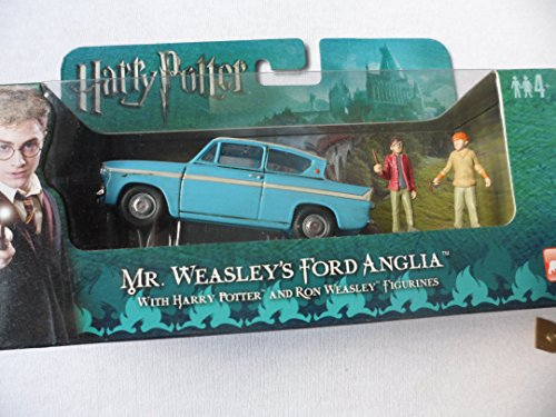 Abysse Corp - Figurine - Harry Potter - Voiture Ford Anglia