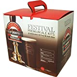Homebrew & Wine Making - Festival Premium Ale - Pride Of London Porter - 40 Pint Home Brew Beer Kit