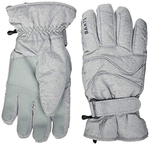 Barts Unisex Basic Skihandschuhe, Grey, XS