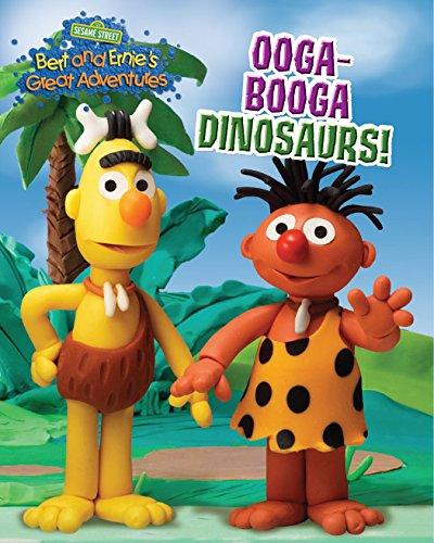 Ooga-Booga Dinosaurs! (Sesame Street) (English Edition)