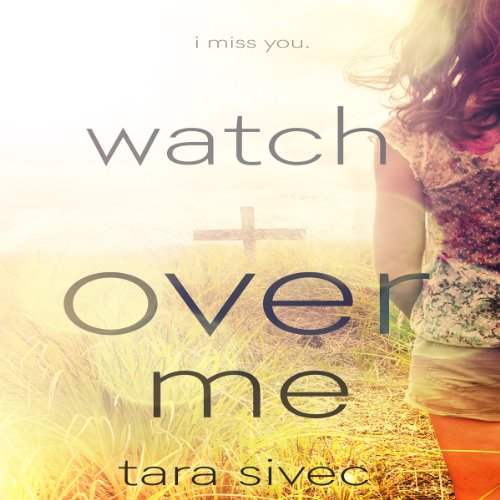 Watch Over Me audiobook cover art