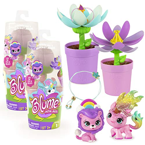 Blume Petal Pets are popular toys for 4 year old girls
