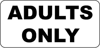 Best adults only sign Reviews