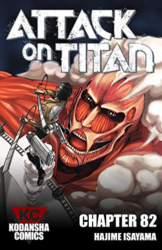 Attack on Titan #82 (English Edition)