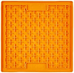 spoil them with a lick mat, ideal for cat, puppies, small and medium dogs Keep your pet entertained with tasty treats Spread you pet's favorite healthy soft treat over mat surface which will sooth and calm your pet through licking. Keep your pet ente...
