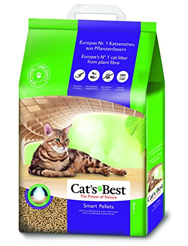 Cats Best Nature Gold Holz-Klumpstreu, 20 l.