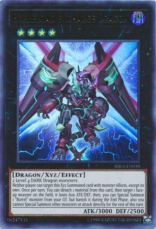 Borreload eXcharge Dragon - RIRA-EN039 - Ultra Rare - Unlimited Edition