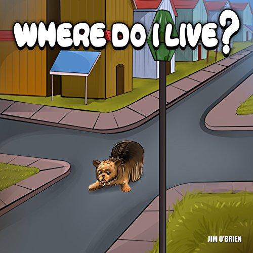 Where Do I Live? audiobook cover art