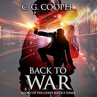 Back to War cover art