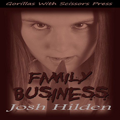 Family Business audiobook cover art