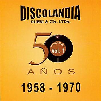 Discolandia 50 Años Vol. 1