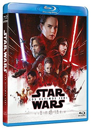 Star Wars: Los Últimos Jedi [Blu-ray] ⭐