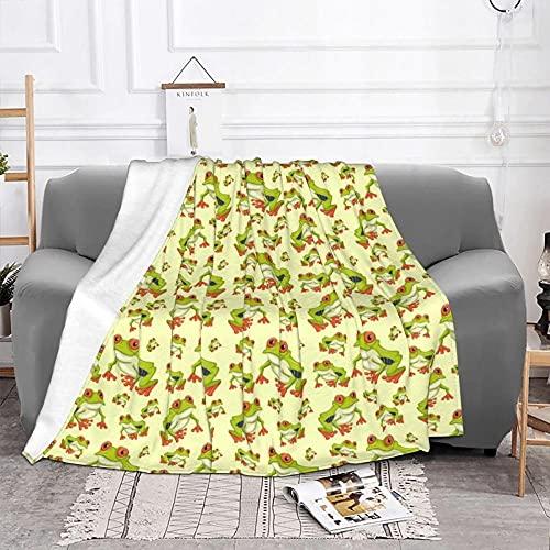 Kuscheldecke Kuh Weiche Plüsch Decke Kinder & Erwachsene Mikrofaser Flanell Decke Warme Couch Decken Sofa Decken Flauschige Wohndecke als Tagesdecke oder Wohnzimmerdecke Naruto Decke-100x125 cm