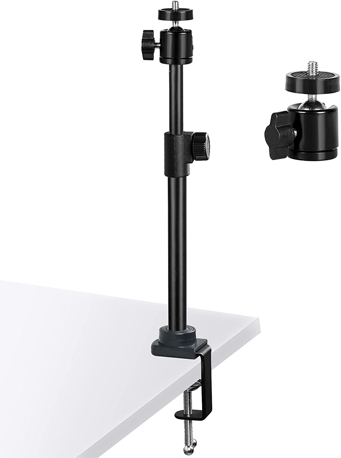 RUICHUANG Heavy Duty Desk Mount 14.5-27.5 inches Stand 37-70cm Spring new work one Mail order after another