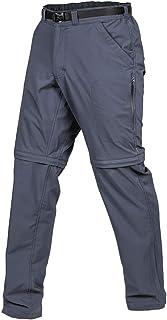 Calça-Bermuda Trail Ec50+ - Masculina Curtlo G Cinza