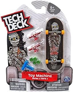 Tech Deck TOY MACHINE Series 7 Mummy Ultra Rare #20089469