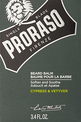 Proraso Proraso cypress & vetyver bart-balsam 100 ml