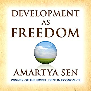 Development as Freedom cover art