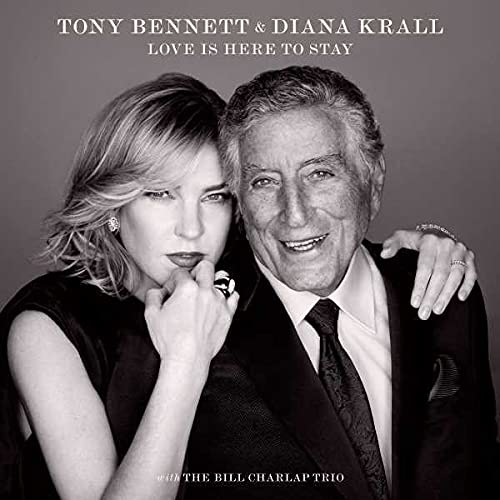 Love Is Here To Stay [CD]