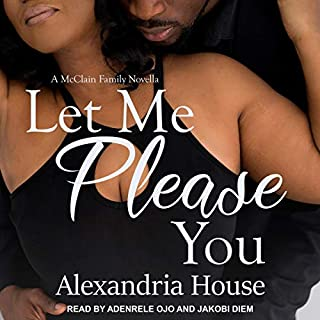 Let Me Please You: A McClain Family Novella audiobook cover art