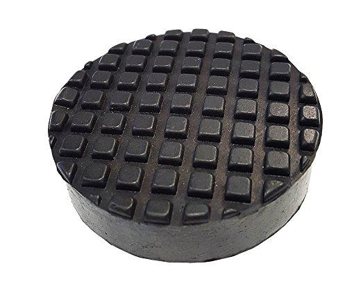 HP-Autozubehör 11316 Rubberen pad voor krik, zwart
