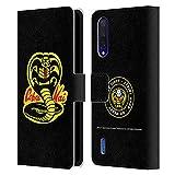 Head Case Designs sous Licence Officielle Cobra Kai Logo Graphiques Coque en Cuir à Portefeuille...