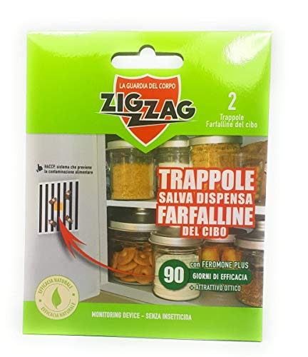 Scopri offerta per ZIG ZAG 601 Insetticida, Bianco, 0.7x0.7x12.5 cm