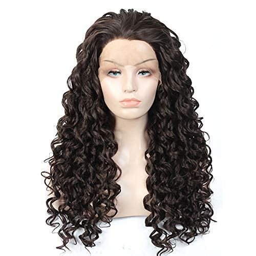 Faus Koco Synthetic Wig Lace Front Wig Synthetic Hair Wig 60CM Small