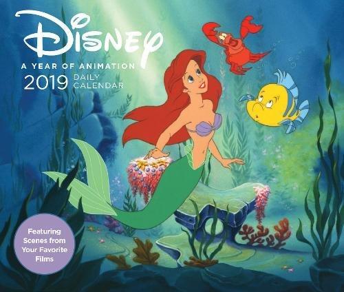 2019 Daily Calendar: Disney