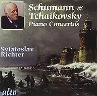 Schumann & Tchaikovsky Piano Concertos by SCHUMANN & TSCHAIKOWSKY