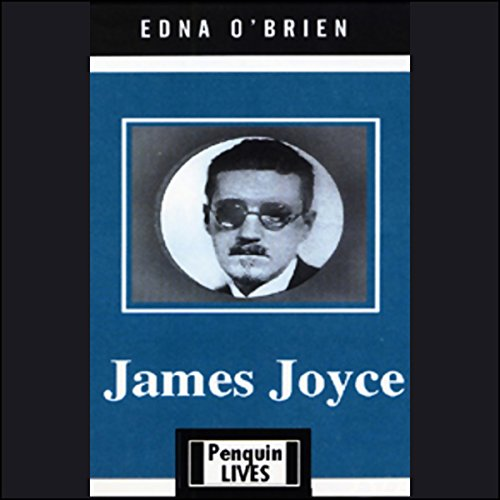 James Joyce audiobook cover art
