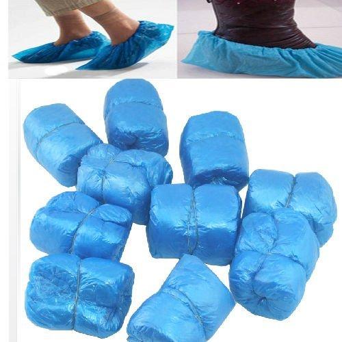 anty-ni marca Scarpa monouso nuove copertine in tappeto protettivi proprie 100pcs