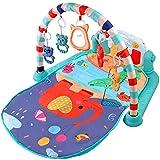 Gimnasio Bebes con Piano Pataditas Manta Actividades Bebe Parque de Juegos para Infantil Regalos Originales para Bebes Recien Nacidos