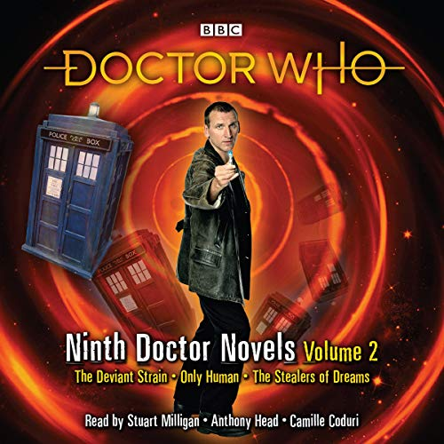 『Doctor Who: Ninth Doctor Novels Volume 2』のカバーアート