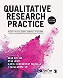 Qualitative Research Practice: A Guide for Social Science Students and Researchers
