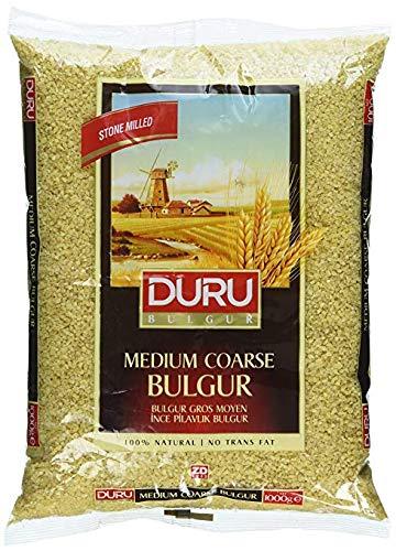 Duru Bulgur, 1000 g, 2.2 libras