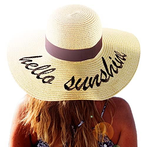 Summer Women Straw Hat