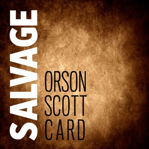 Salvage audiobook cover art
