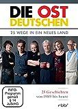 Die Ostdeutschen - 25 Wege in ein neues Land [3 DVDs]