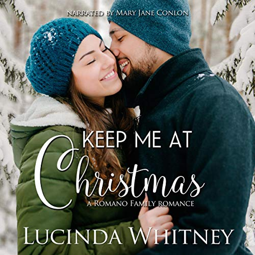 Keep Me at Christmas audiobook cover art