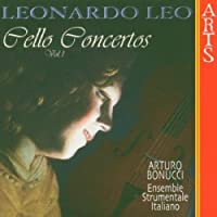 Cello Concertos 1 by ENSEMBLE STRUMENTALE ITALIANO (1999-08-17)