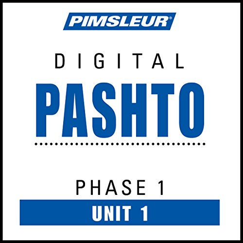 Pashto Phase 1, Unit 01 cover art