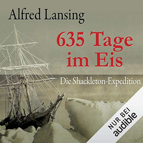 635 Tage im Eis audiobook cover art