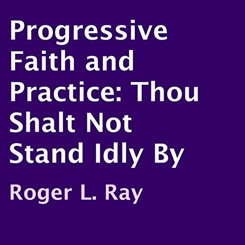 Progressive Faith and Practice cover art