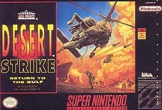 desert strike super nintendo