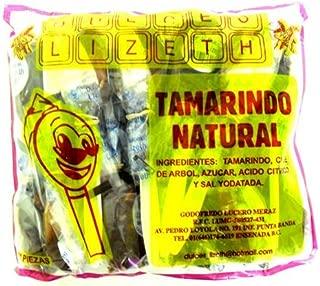Paleta Lizeth Tamarindo Natural - 20 pieces